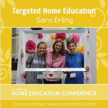 Targeted Home Education:  Assisting our Children with Special Needs to Reach their Unlimited Potential