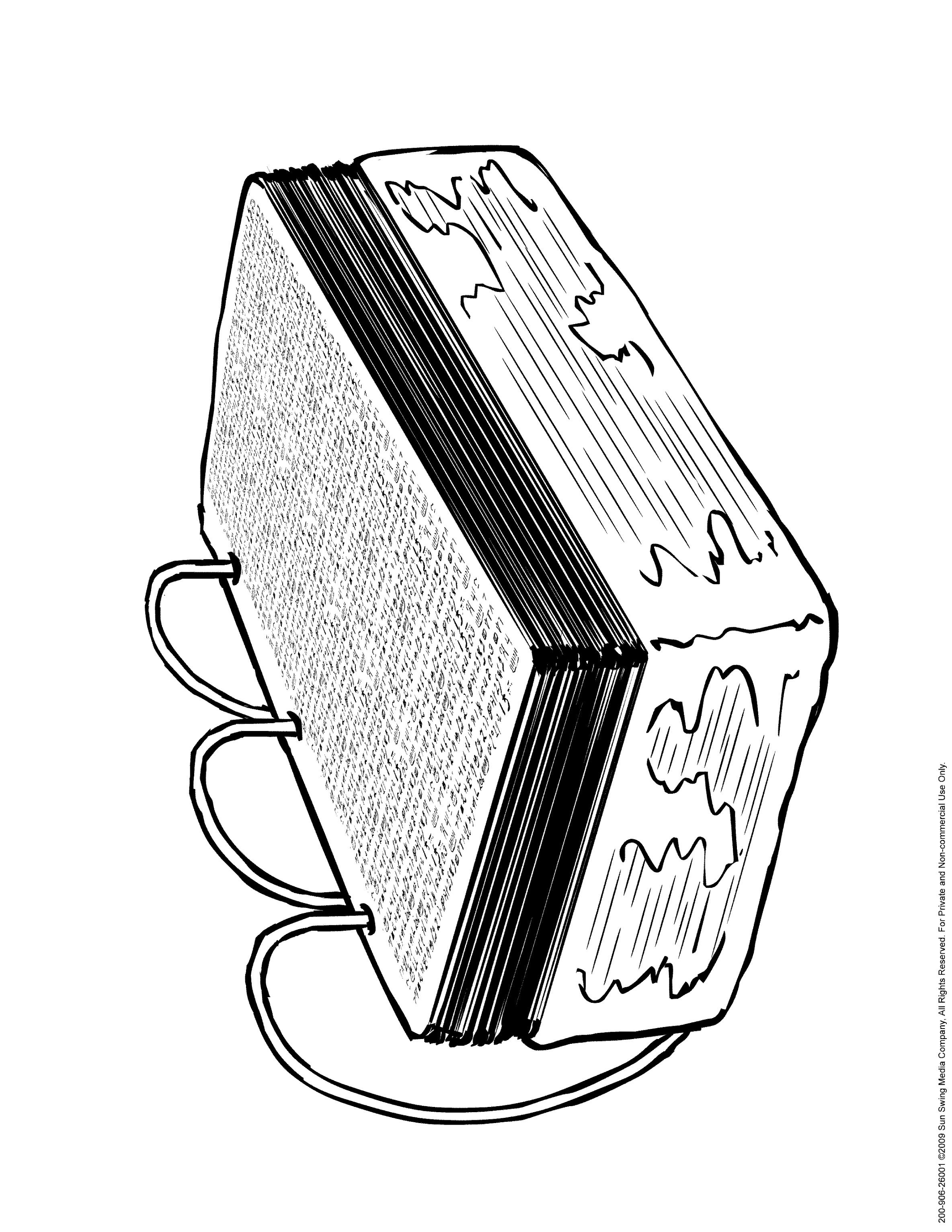 Book Of Mormon Coloring Page Lds Lesson Ideas