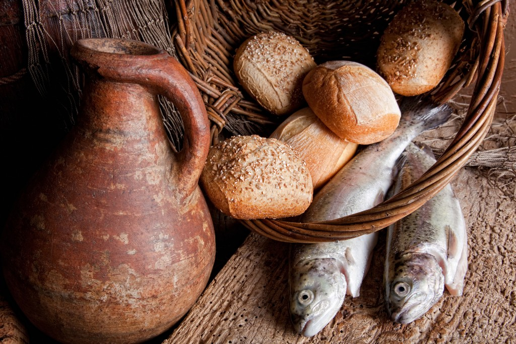 The Multiplying Miracles Bread Fish Wine and Quail  Meridian Magazine