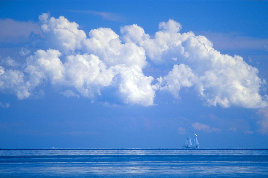 Clear Blue Sky (1/5)