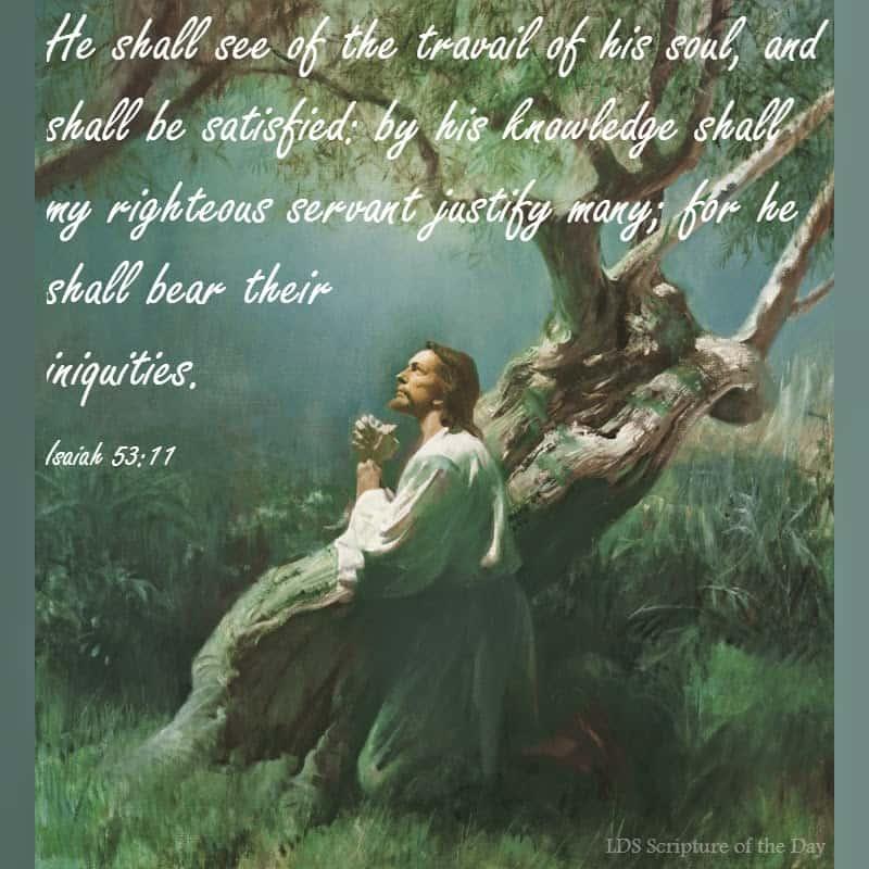 Isaiah 53:11