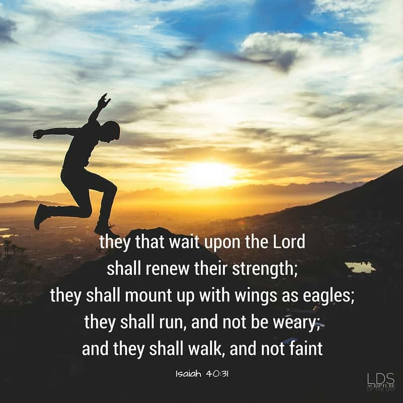 Image result for isaiah 40 31