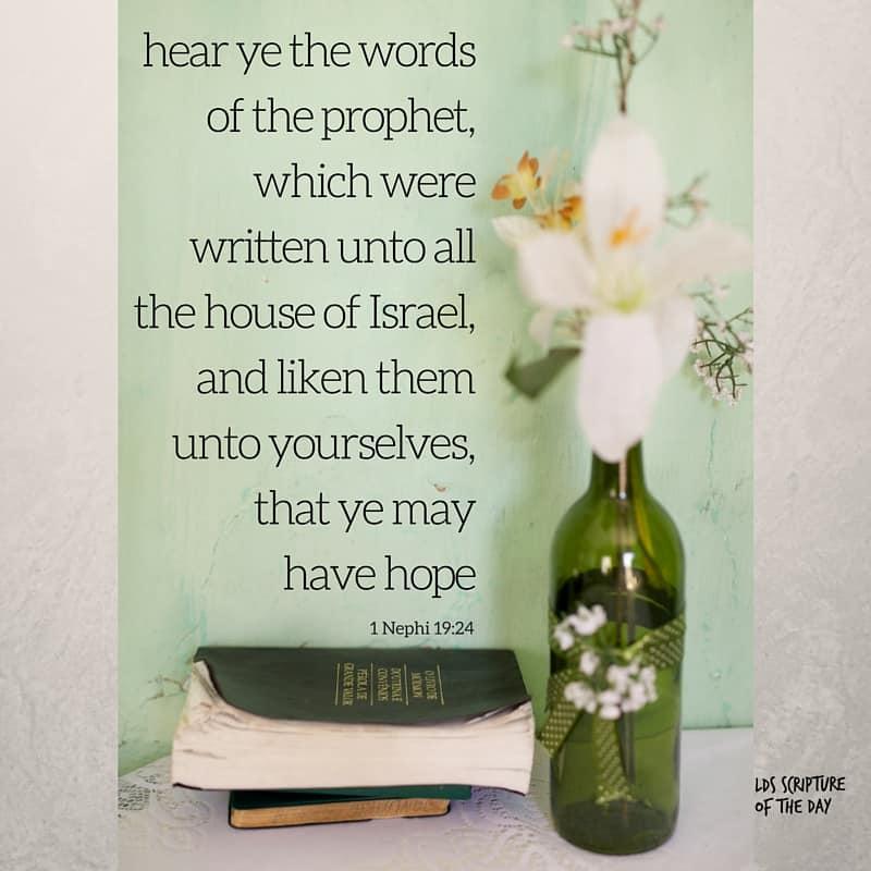 1 Nephi 19:24