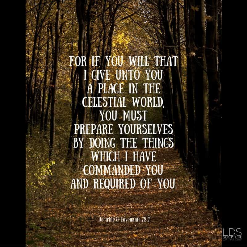 Doctrine & Covenants 78:7
