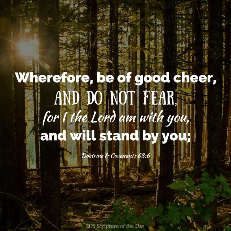 Doctrine & Covenants 68:6
