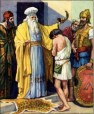 David anointed king by Solomon