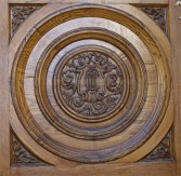 door-wooden-circle