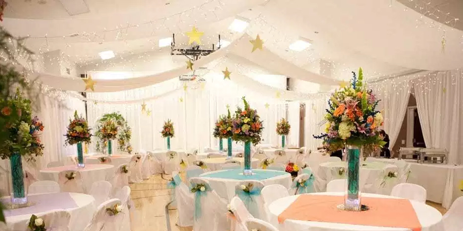 How to Create a Stunning Cultural Hall Reception