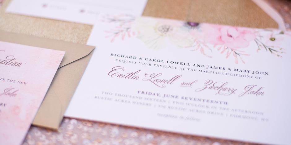 LDS Wedding Invitations 101