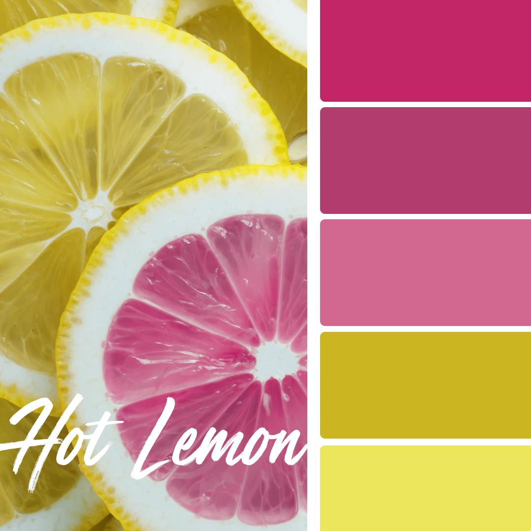 hot-lemon-spring-wedding-colors