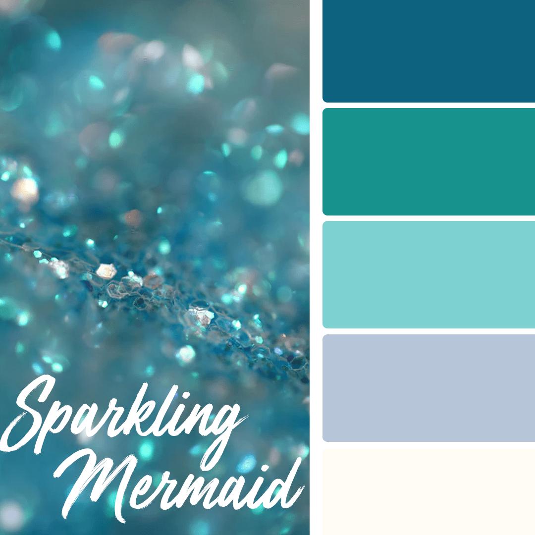 sparkling-mermaid-spring-wedding-colors