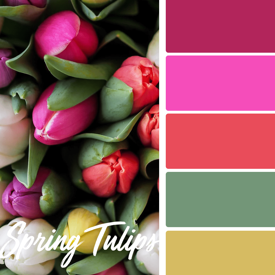 spring-tulips-spring-wedding-colors