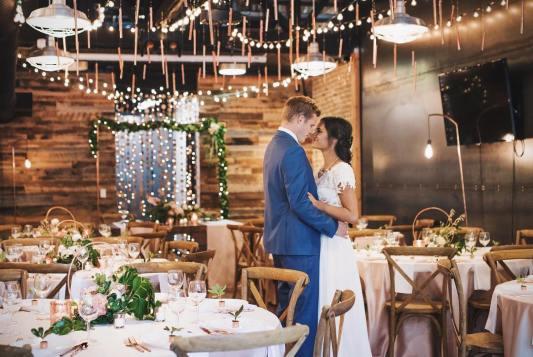 20 Provo Wedding Reception Venues - The Brick Room