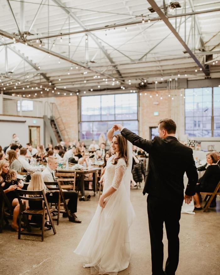 20 Provo Wedding Reception Venues - The Bright Building