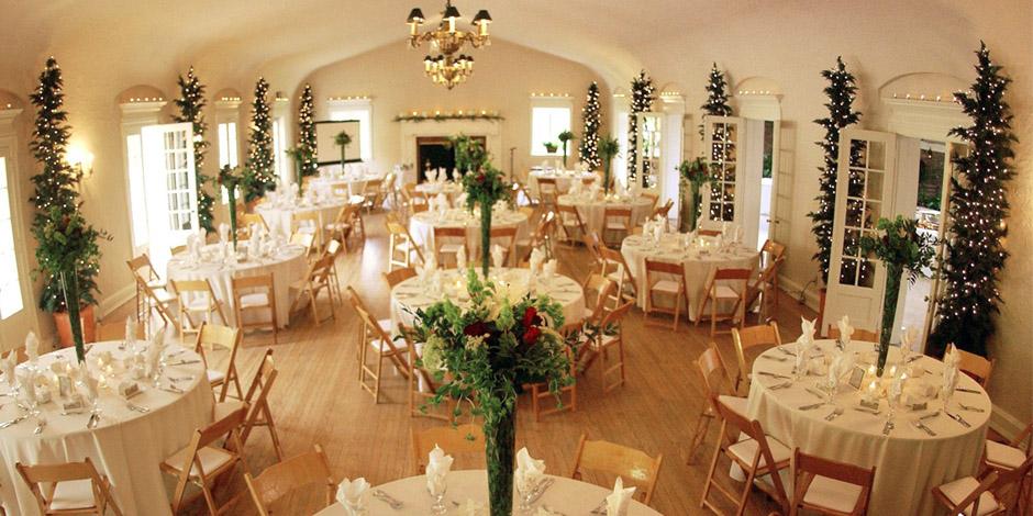 Memorial House in Memory Grove Park | Salt Lake City Wedding Venue Feature
