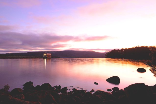 Pumphouse point,