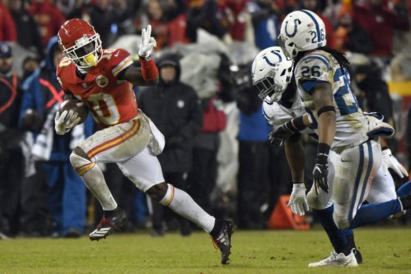 Image result for Colts Chiefs AP Photo