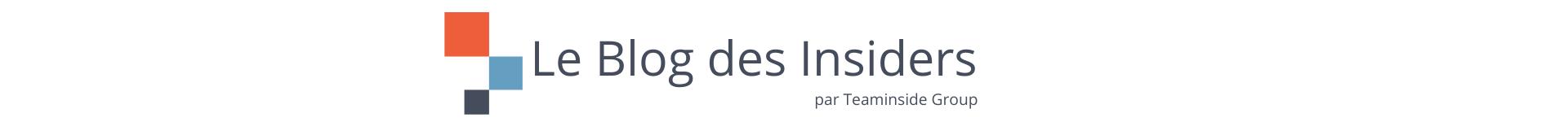 LE BLOG DES INSIDERS logo