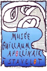 alechinsky apollinaire