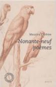 careme nonante neuf poemes