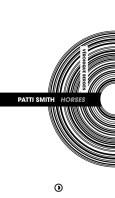 bergen patti smith horses