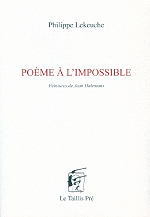 lekeuche poeme a l impossible
