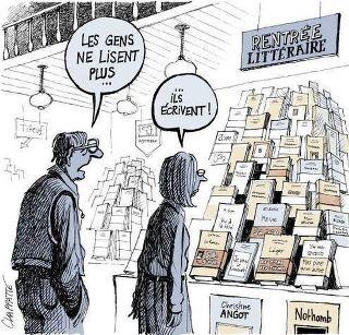 rentrée littéraire