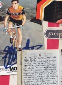 Jeanne Rahier Eddy Merckx