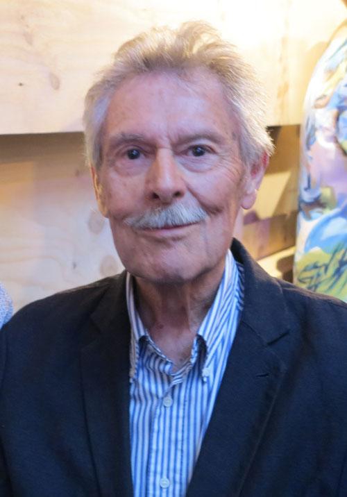André-Paul Duchâteau créateur de ric Hochet