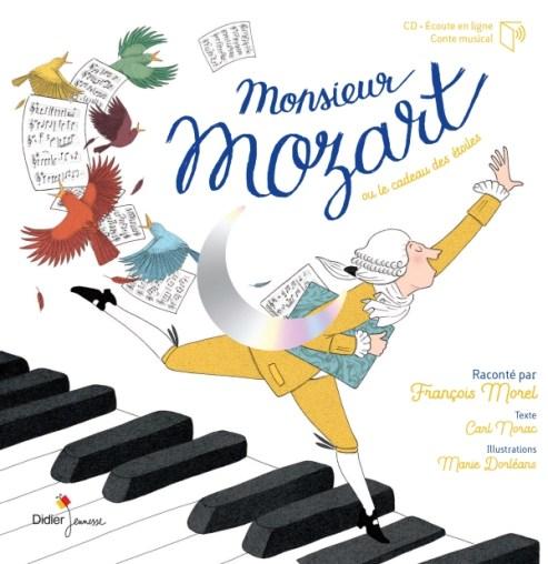 carl norac monsieur mozart