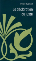 deutsch la declaration du juste