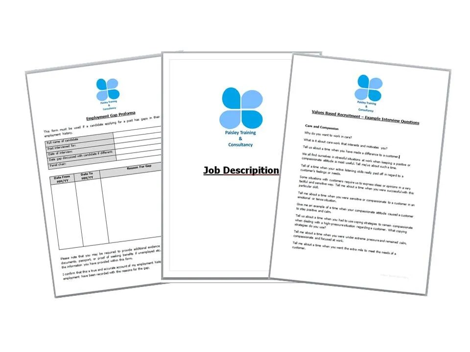 Individual Domiciliary Documents