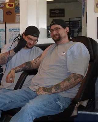 American Made Tattoo : american, tattoo, American, Tattoos