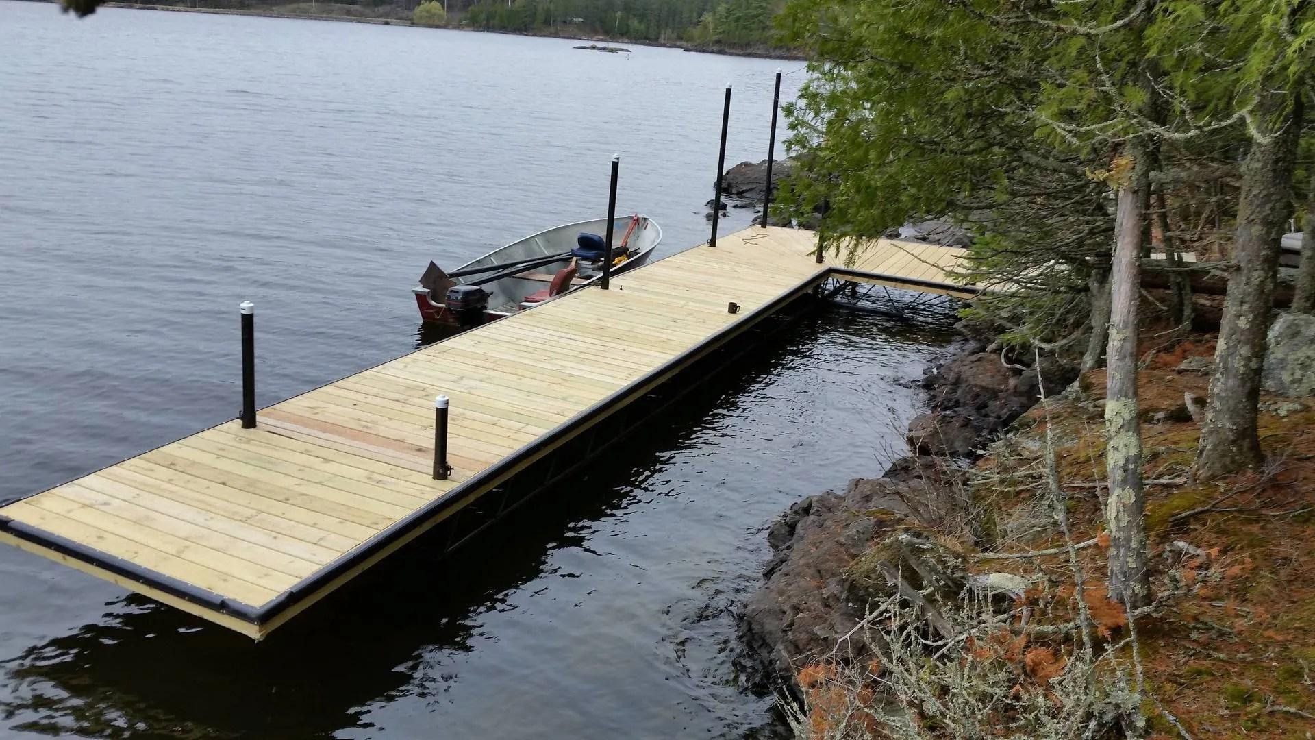 Docks On Wheels