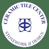 ceramic tile center stonework design