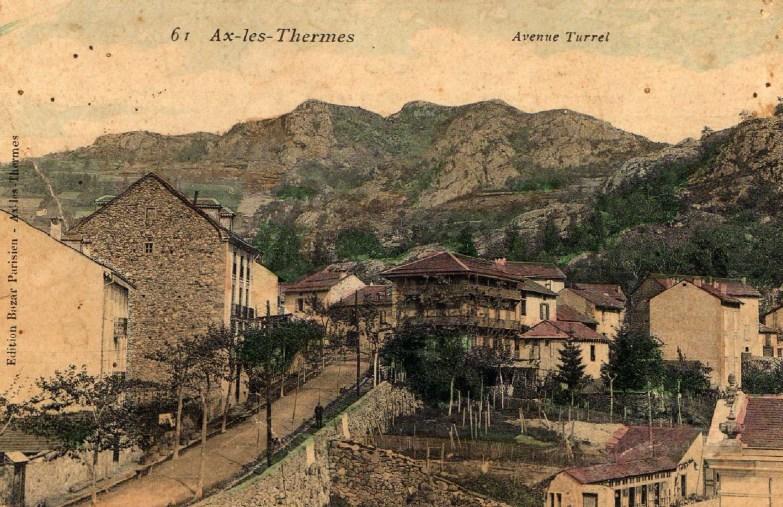 Le Chalet début 1900 non daté