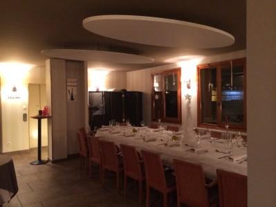 salle petit déjeuner Le Chalet Ax les Thermes 2013 (3)