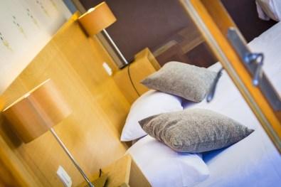 Fenêtre Chambre Junior Prestige - Hôtel *** le Chalet à Ax les Thermes en Ariège Pyrénées