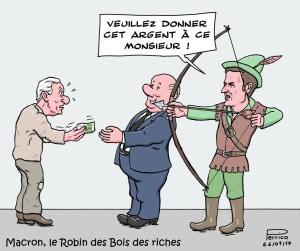 Macron, président des riches? Rassurez-vous, c'est bien pire