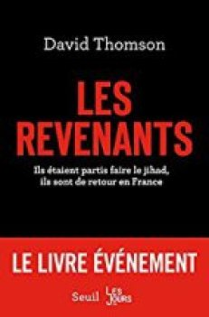 """""""Les revenants"""" un très grand livre / reportage..."""