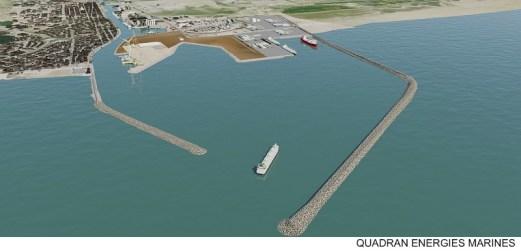 Extension de Port la Nouvelle :  des dérapages financiers avant le début des travaux !