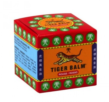 Baume du Tigre Rouge (19g) - Tiger Balm