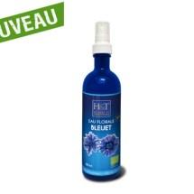 Eau Florale de Bleuet bio (200 ml) - Herbes & Traditions