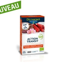 Action Transit bio (45 comprimés) - Dietaroma