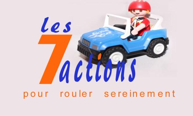 7 actions à mettre en place pour rouler sereinement