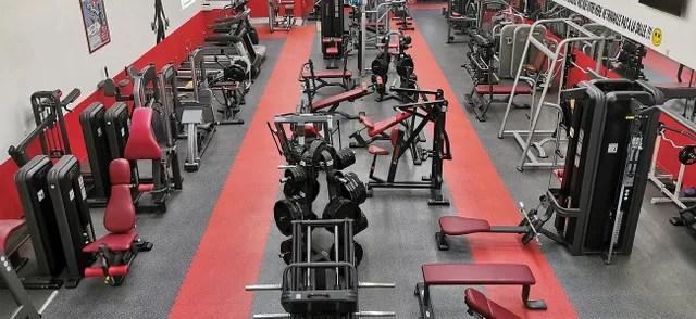 36 muscles avenue remise en forme