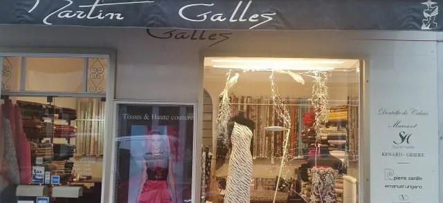 magasin martin galles situe a nice