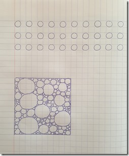 exercices de graphie pour apprendre à dessiner