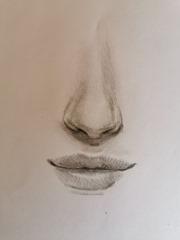 nez féminin réaliste
