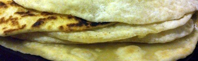Pan Plano – Chapati